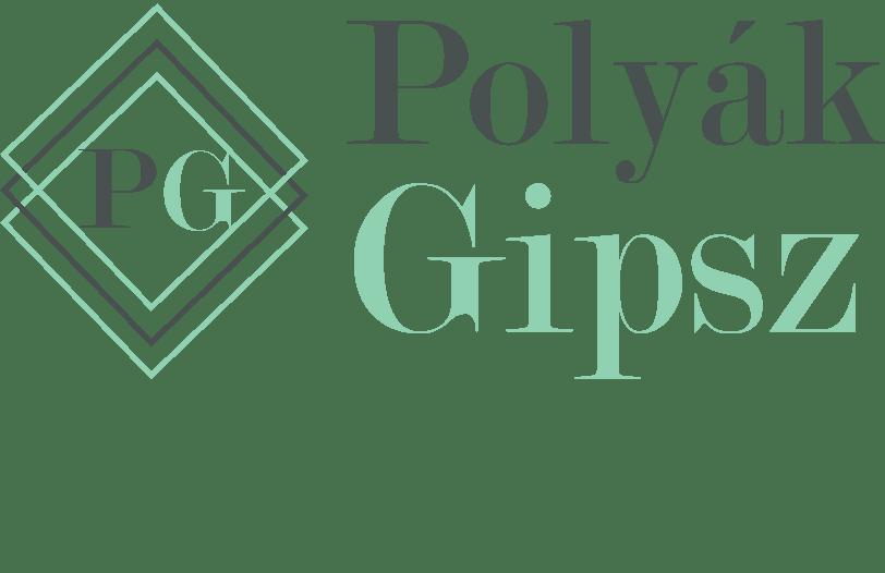 Polyák Gipsz Kft. logo