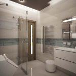 Belsőépítészet - fürdőszoba 2 - Polyák Gipsz