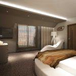 Gipszkartonozás - szálloda - szoba - Polyák Gipsz