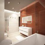 Rejtett világítás - fürdőszoba 2 - Polyák Gipsz