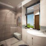 Rejtett világítás - fürdőszoba - Polyák Gipsz
